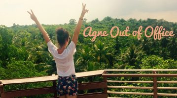 Agne Out of Office